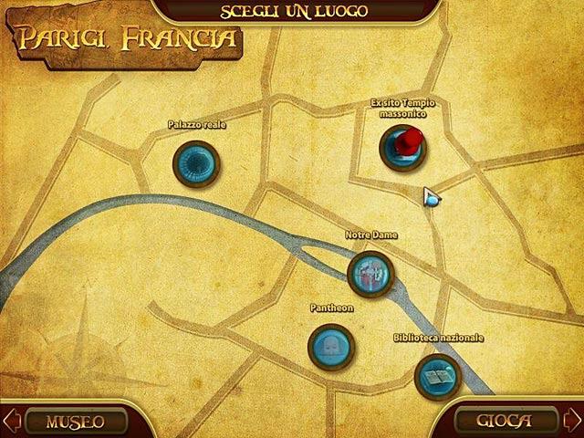 Screenshot Del Gioco 3 Adventure Chronicles: The Search for Lost Treasures