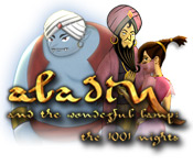 Aladin and the Wonderful Lamp: The 1001 Nights