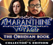 Caratteristica Screenshot Gioco Amaranthine Voyage: The Obsidian Book Collector's Edition