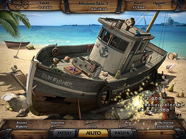 Screenshot Del Gioco 1 Amazing Adventures: The Caribbean Secret