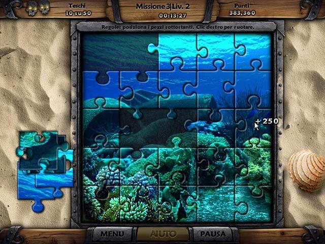 Screenshot Del Gioco 3 Amazing Adventures: The Caribbean Secret