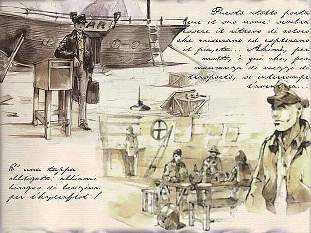 Screenshot Del Gioco 2 Amerzone: Part 1