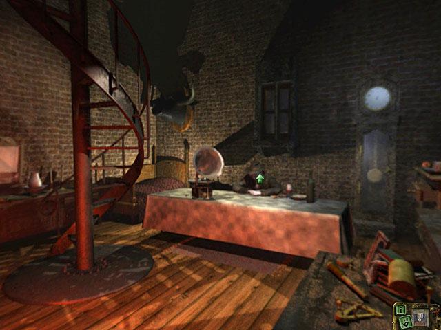 Screenshot Del Gioco 3 Amerzone: Part 1