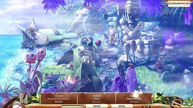 Screenshot Del Gioco 2 Ancient Spirits: Columbus' Legacy
