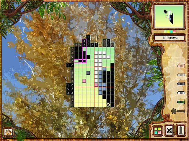 Screenshot Del Gioco 1 Animal Color Cross