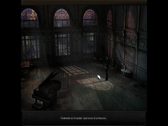 Screenshot Del Gioco 1 Art of Murder: Hunt for the Puppeteer