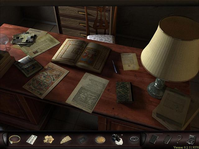 Screenshot Del Gioco 2 Art of Murder: Hunt for the Puppeteer