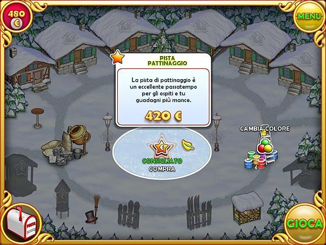 Screenshot Del Gioco 2 Ashton's Family Resort