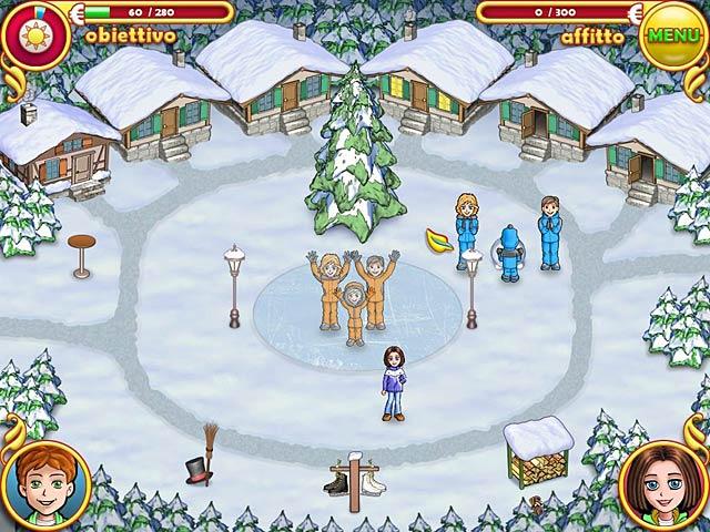 Screenshot Del Gioco 3 Ashton's Family Resort