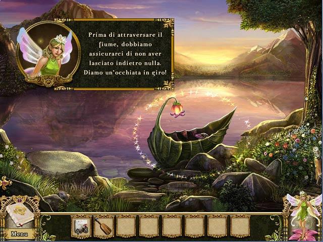 Screenshot Del Gioco 2 Awakening: La Foresta di Tetraluna