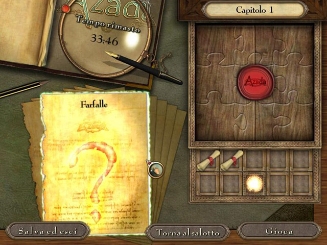 Screenshot Del Gioco 3 Azada