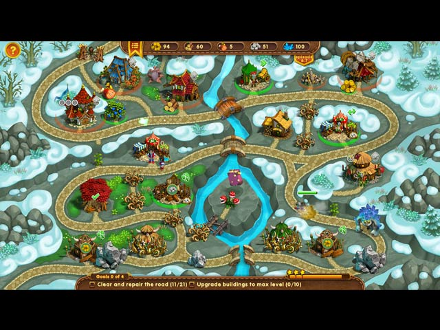 Screenshot Del Gioco 3 Beyond the Kingdom Collector's Edition