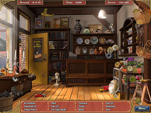 Screenshot Del Gioco 3 Big City Adventure: London Classic