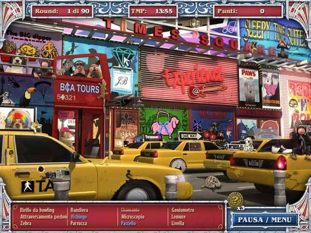 Screenshot Del Gioco 3 Big City Adventure: New York