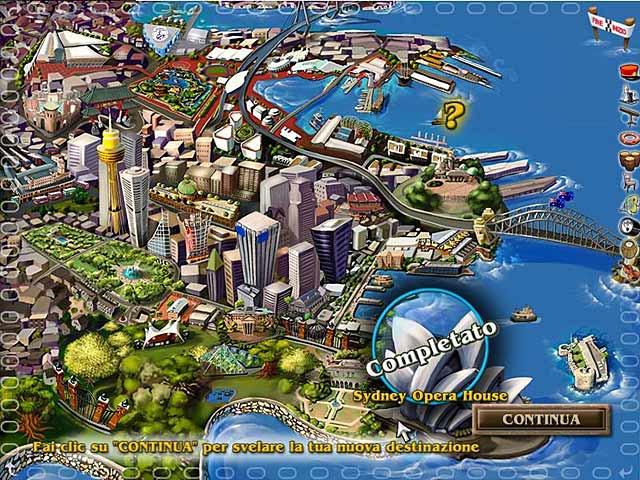 Screenshot Del Gioco 1 Big City Adventure: Sydney, Australia
