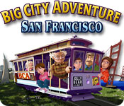 Caratteristica Screenshot Gioco Big City Adventure - San Francisco