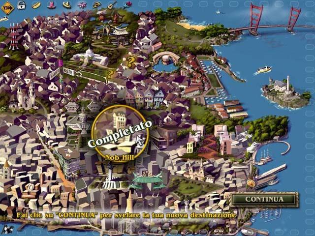 Screenshot Del Gioco 2 Big City Adventure - San Francisco