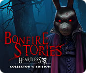 Caratteristica Screenshot Gioco Bonfire Stories: Heartless Collector's Edition