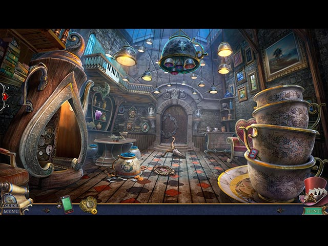 Bridge to Another World: Alice in Shadowland Colle img