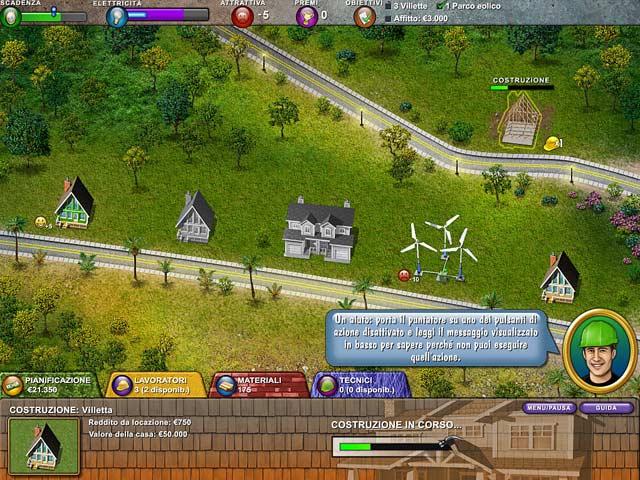 Screenshot Del Gioco 2 Build-a-Lot 4: Power Source