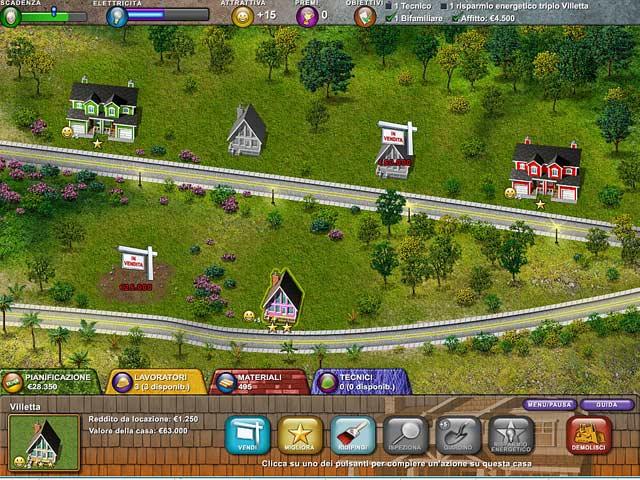 Screenshot Del Gioco 3 Build-a-Lot 4: Power Source