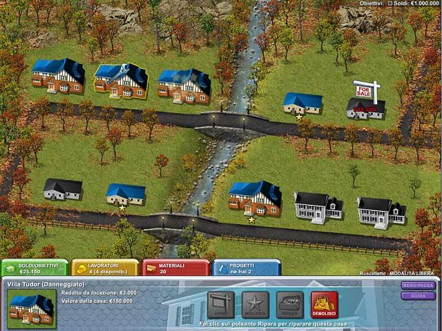 Screenshot Del Gioco 3 Build-a-lot