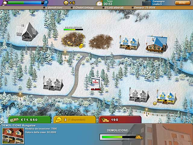 Screenshot Del Gioco 2 Build-a-lot: On Vacation
