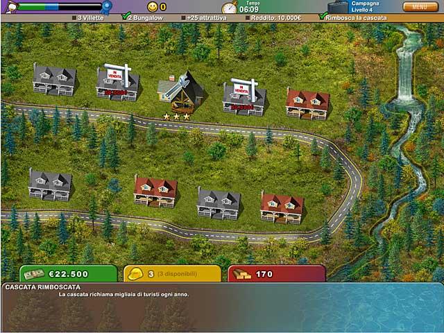 Screenshot Del Gioco 3 Build-a-lot: On Vacation