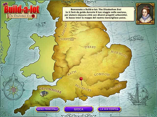 Video for Build-a-Lot: The Elizabethan Era