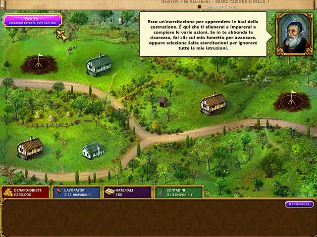Screenshot Del Gioco 2 Build-a-Lot: The Elizabethan Era