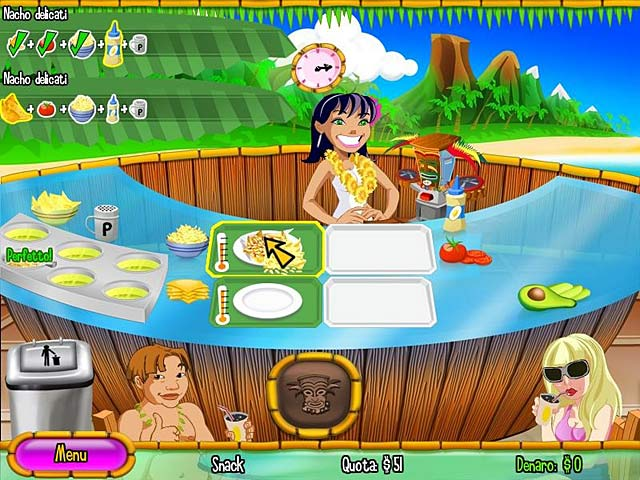 Screenshot Del Gioco 3 Burger Island 2: The Missing Ingredients
