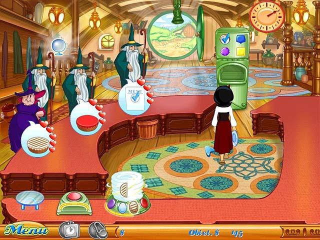 Screenshot Del Gioco 1 Cake Mania 3