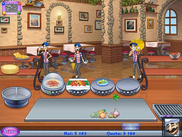 Screenshot Del Gioco 2 Cake Mania: Lights, Camera, Action!
