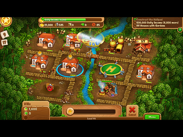 Screenshot Del Gioco 3 Campgrounds III Collector's Edition