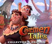 Caratteristica Screenshot Gioco Cavemen Tales Collector's Edition