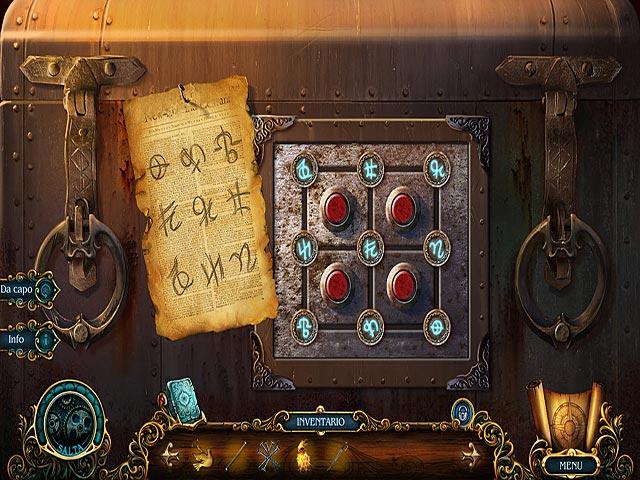 Screenshot Del Gioco 3 Chimeras: La Melodia della Vendetta