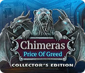 Caratteristica Screenshot Gioco Chimeras: The Price of Greed Collector's Edition
