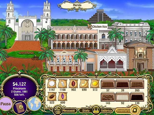Screenshot Del Gioco 1 Chocolatier