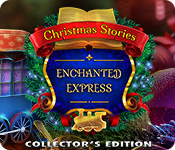 Caratteristica Screenshot Gioco Christmas Stories: Enchanted Express Collector's Edition