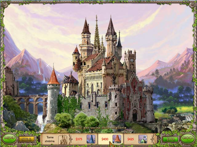 Screenshot Del Gioco 2 Chronicles of Albian: The Magic Convention