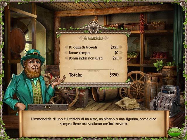 Screenshot Del Gioco 3 Chronicles of Albian: The Magic Convention