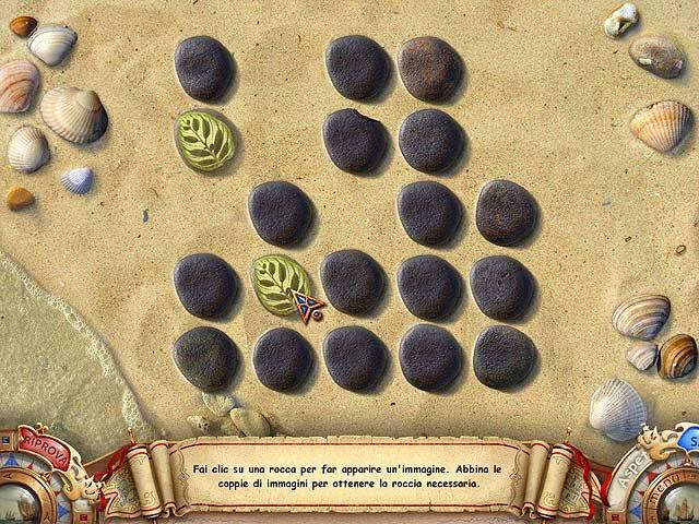 Screenshot Del Gioco 3 Columbus: Il fantasma della roccia del mistero