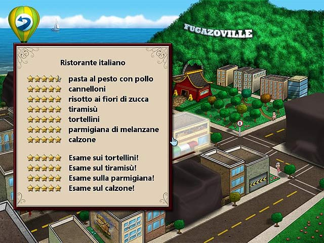 Screenshot Del Gioco 1 Cooking Academy 2: World Cuisine