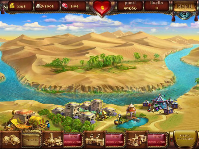 Screenshot Del Gioco 3 Cradle of Persia