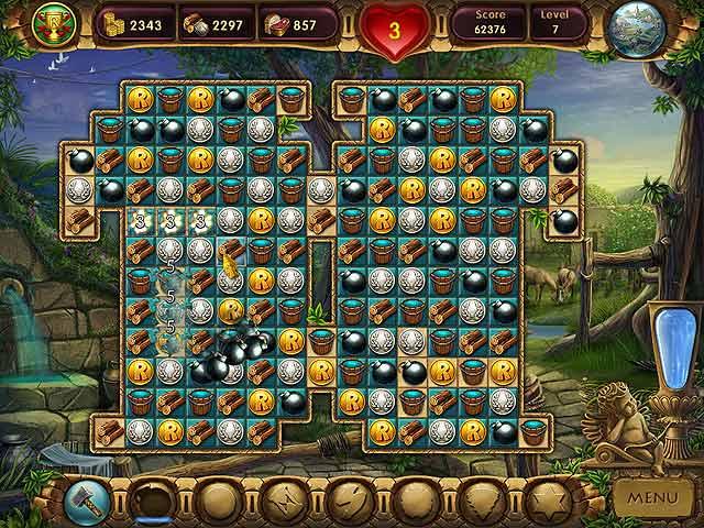 Screenshot Del Gioco 3 Cradle of Rome 2