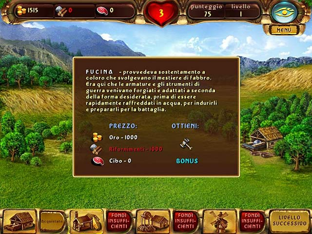 Screenshot Del Gioco 2 Cradle of Rome