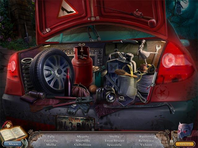 Screenshot Del Gioco 1 Cruel Games: Cappuccetto rosso