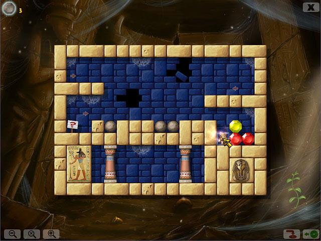 Screenshot Del Gioco 1 Crystal Cave: Lost Treasures
