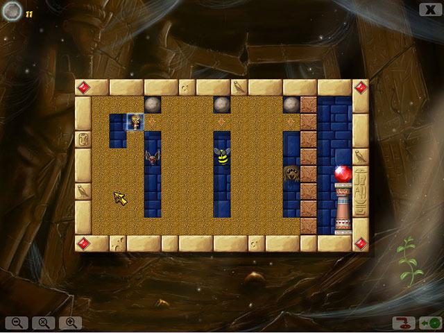 Screenshot Del Gioco 2 Crystal Cave: Lost Treasures