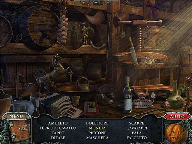 Screenshot Del Gioco 2 Cursed Fates: Il cavaliere senza testa